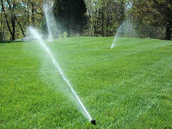 Irrigation Sprinklers Misters