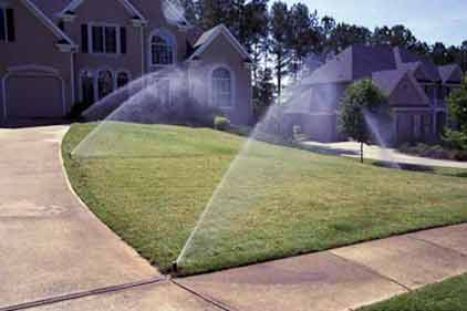 Sprinkler Turn On 1
